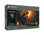 Žaidimų konsolė MICROSOFT Xbox One X + Shadow of the Tomb Raider
