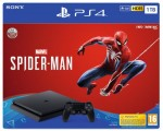 Žaidimų konsolė SONY PlayStation 4 Slim 1TB + Marvel's Spider-Man