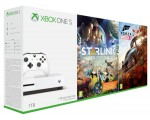 Žaidimų konsolė MICROSOFT Xbox One S 1TB + Forza Horizon 4 + Starlink: Battle for Atlas