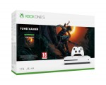 Žaidimų konsolė MICROSOFT Xbox One S 1TB + Shadow of the Tomb Raider
